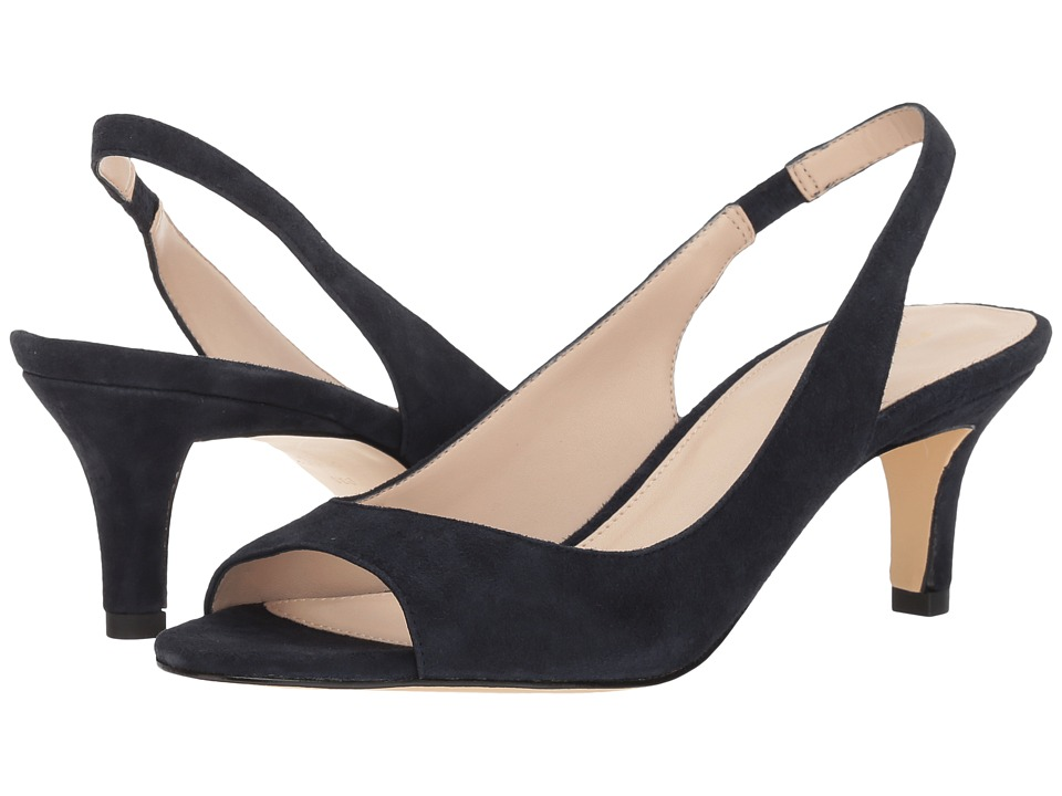 Pelle Moda Belini (Midnight Suede) High Heels