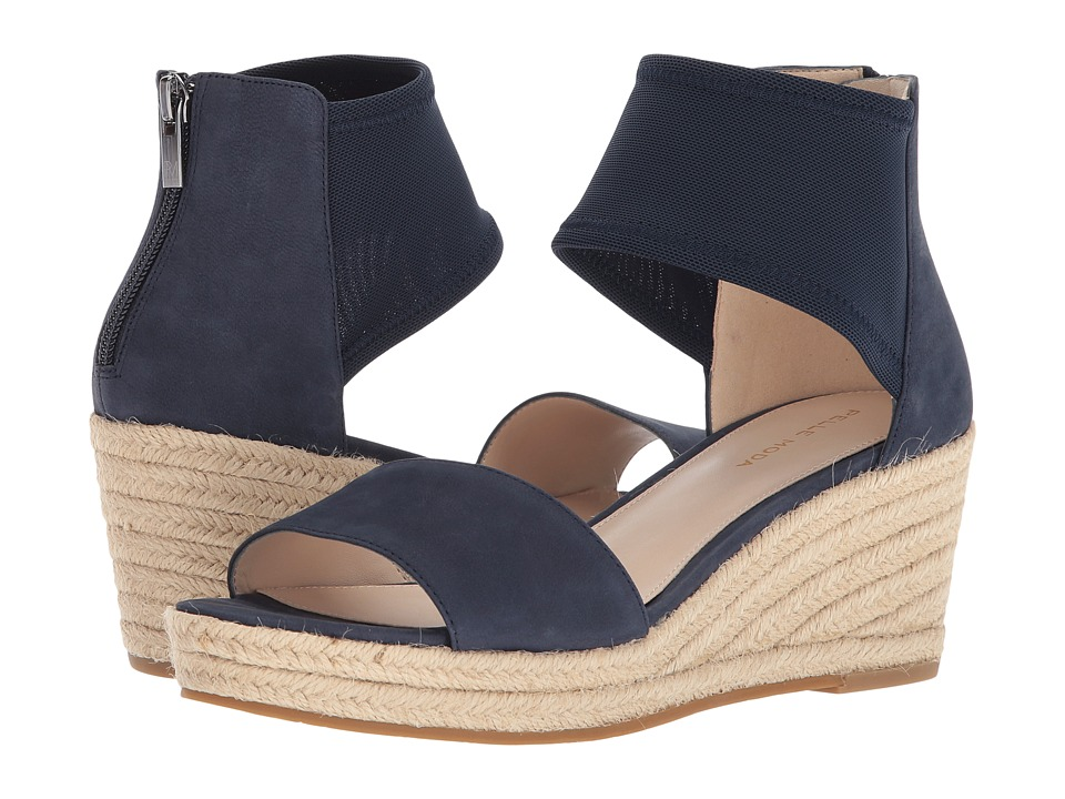 Pelle Moda Kona (Midnight Nubuck) Women's Shoes