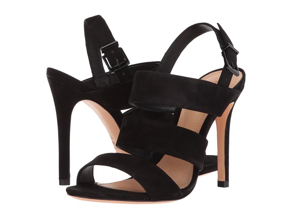 Schutz - Morianna (Black) Women's Dress Sandals