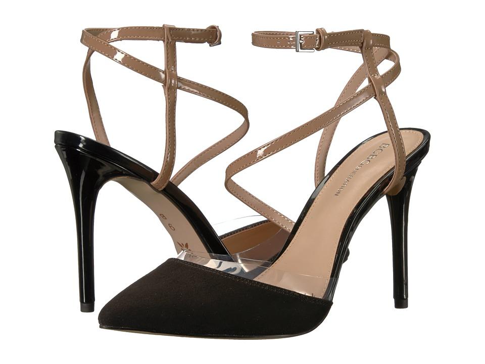 BCBGeneration - Harlow (Black/Makeup) High Heels