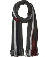 Tommy Hilfiger - Center Oversized Global Stripe Scarf