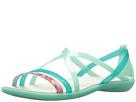 Crocs Isabella Cut Graphic Strappy Sandal