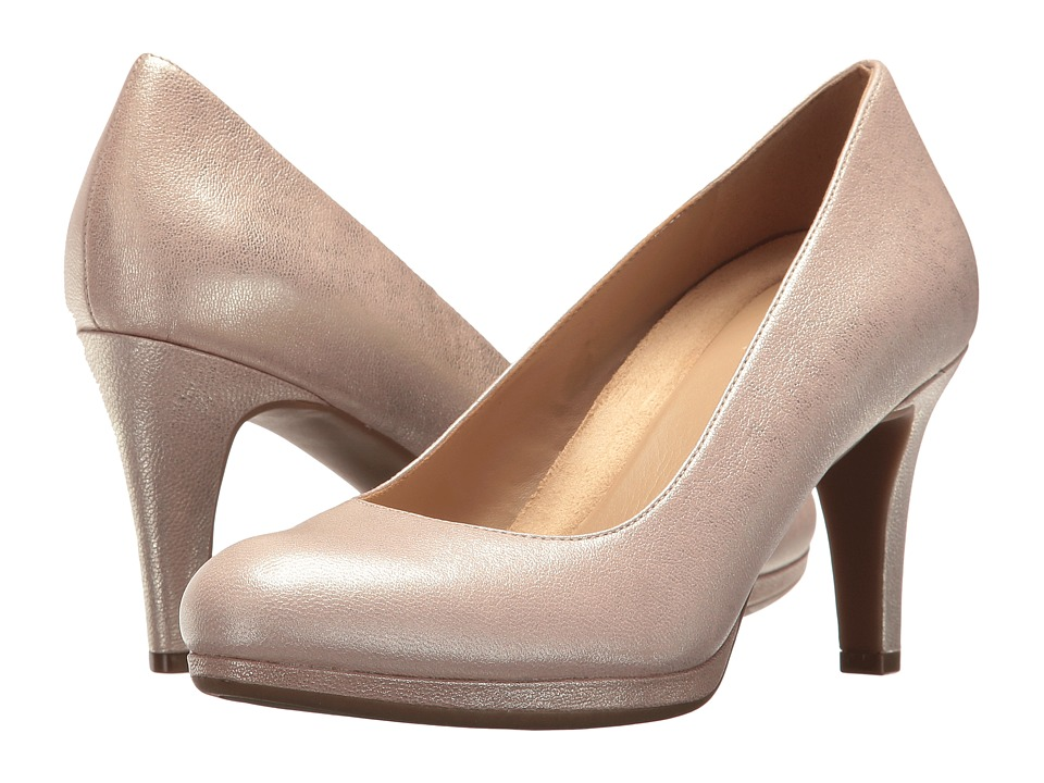 Naturalizer Michelle (Taupe Luster) High Heels