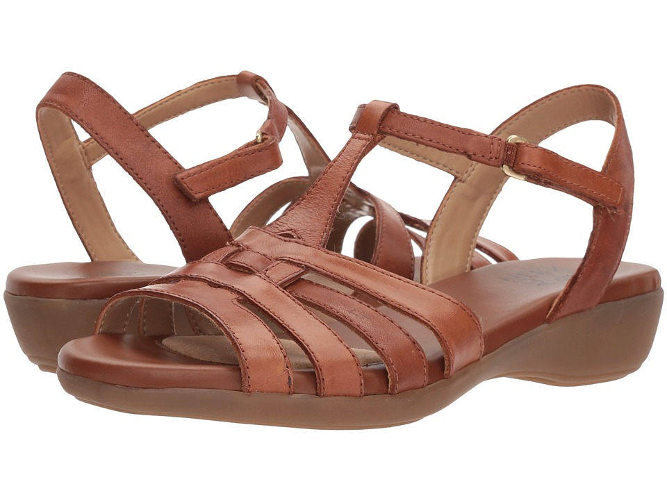Naturalizer Nanci (Saddle Leather) Sandals