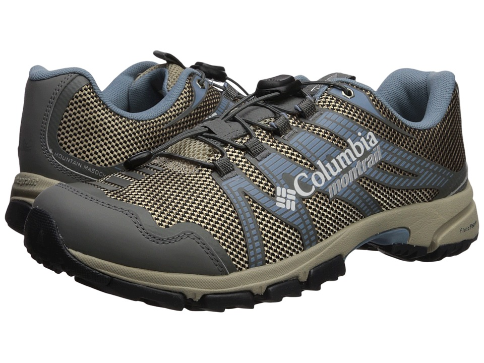 Columbia Mountain Masochist IV (Ancient Fossil/Dark Mirage) Women's Shoes