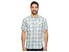 Royal Robbins Merinolux Plaid Short Sleeve Shirt