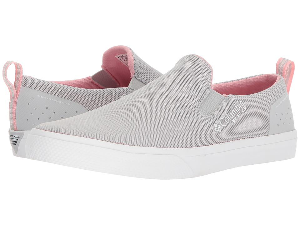 Columbia Dorado Slip PFG (Grey Ice/Rosewater) Women's Shoes