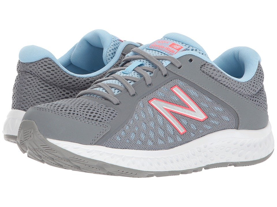 New Balance 420v4 (Gunmetal/Clear Sky) Women's Running Shoes
