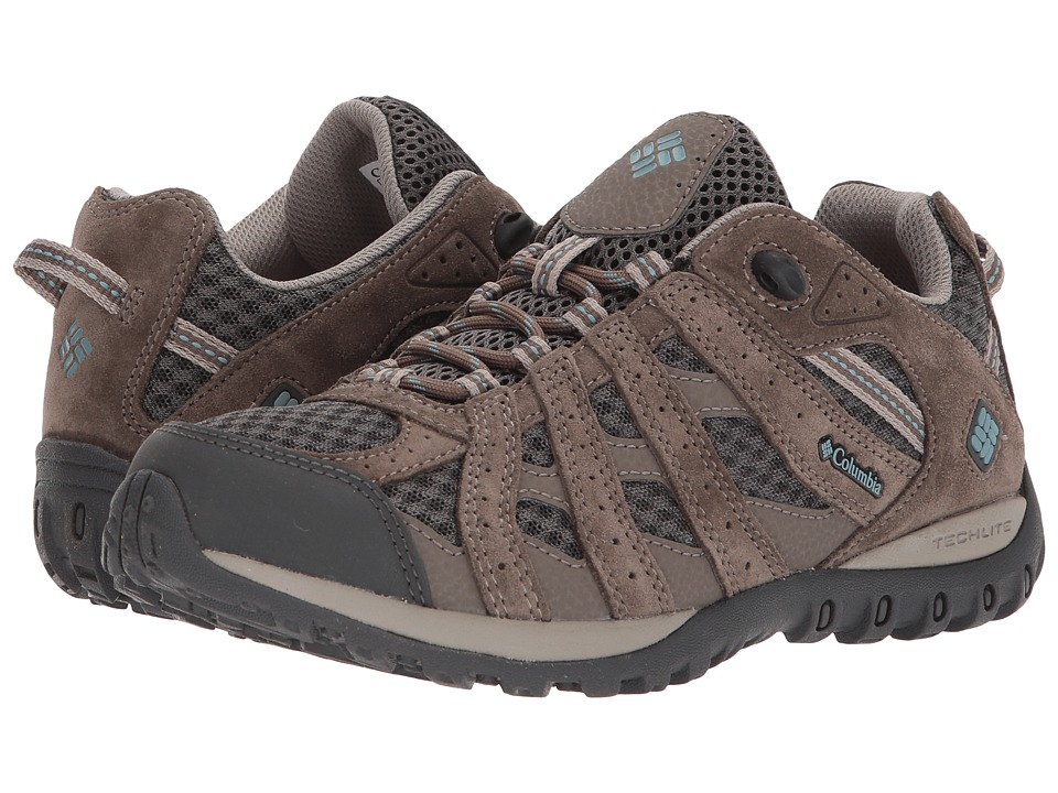 Columbia Redmondtm (Shark/Storm) Women's Shoes