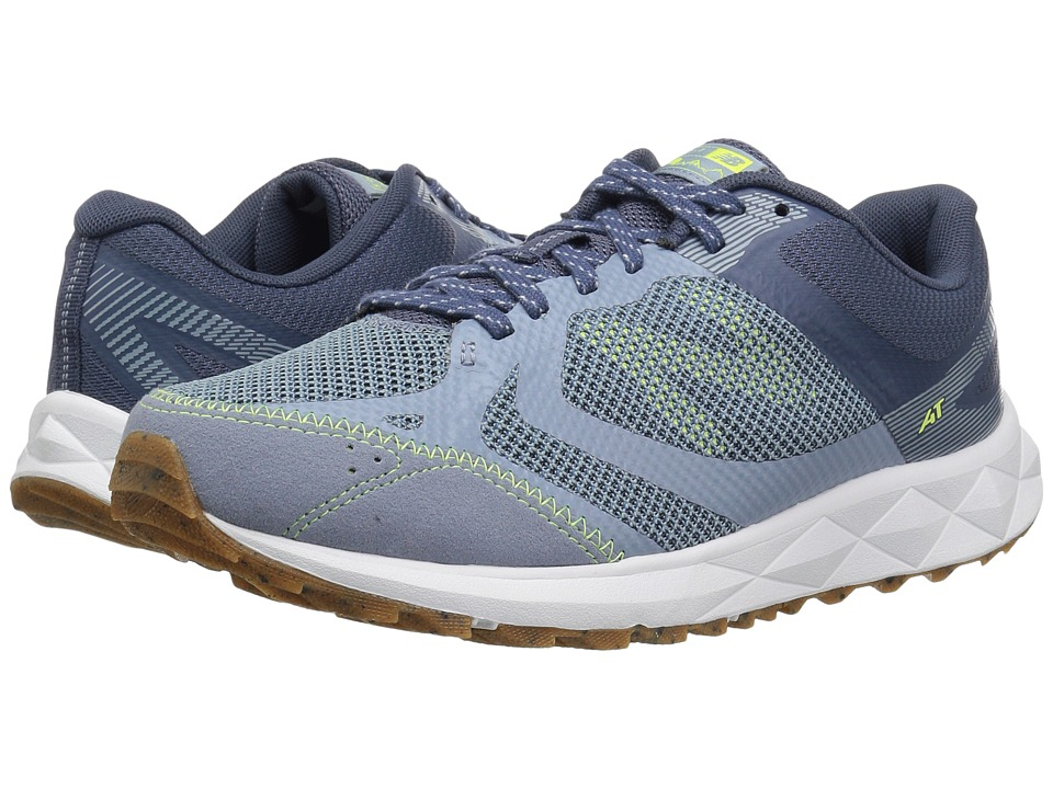 New Balance T590 v3 (Reflection/Vintage Indigo/Solar Yellow) Women's Running Shoes