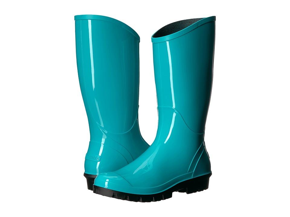 Columbia Rainey Tall (Reef/Black) Women's Rain Boots