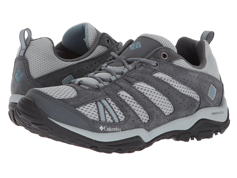 Columbia Dakotatm Drifter (Earl Grey/Storm) Women's Shoes