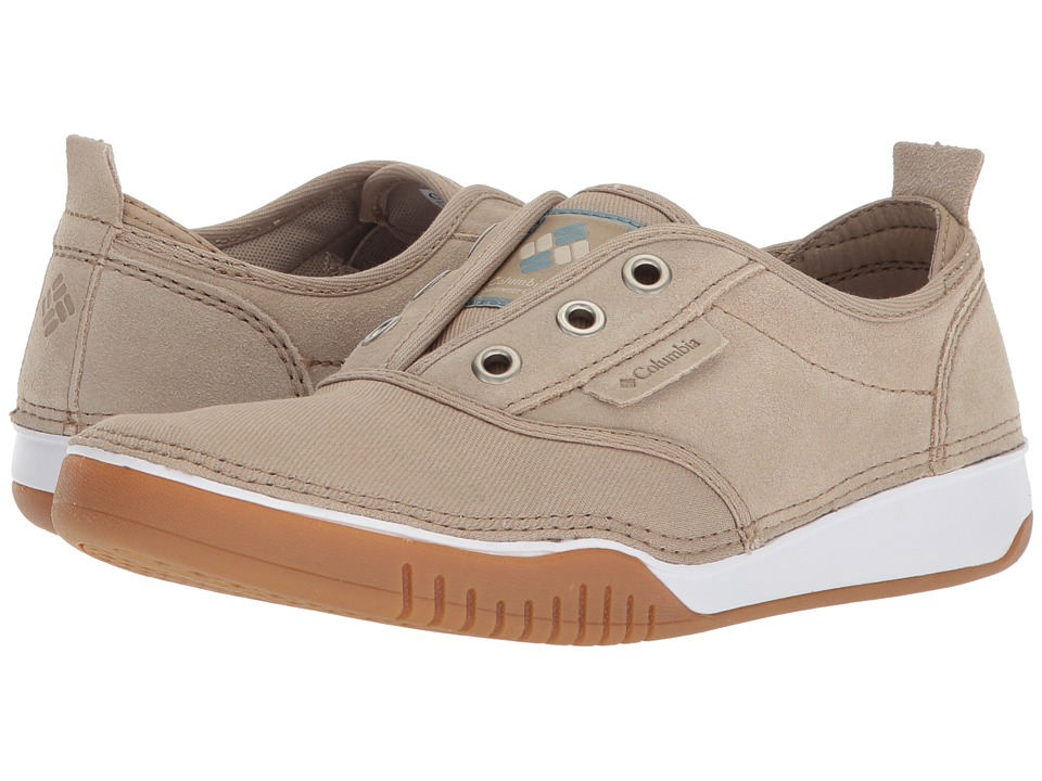 Columbia Bridgeport Slip (British Tan/Storm) Women's Shoes