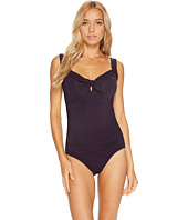 JETS by Jessika Allen - Jetset DD-E Cup Tie Front One-Piece