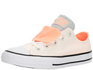 Converse Kids Chuck Taylor All Star Double Tongue Ox (Little Kid/Big Kid)