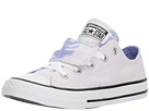 Converse Kids Chuck Taylor All Star Double Tongue Palm Trees Ox (Little Kid/Big Kid)