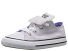 Converse Kids Chuck Taylor All Star Double Tongue Palm Trees Ox (Infant/Toddler)