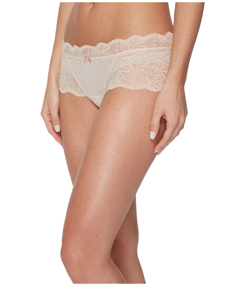 Image of b.tempt'd - After Hours Boyshorts (Cameo Rose) Women's Underwear