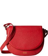 Frances Valentine - Mini Shoulder Satchel Tumbled Leather