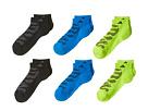 adidas Kids Tiger Style Low Cut Socks 6-Pack (Little Kid/Big Kid/Adult)