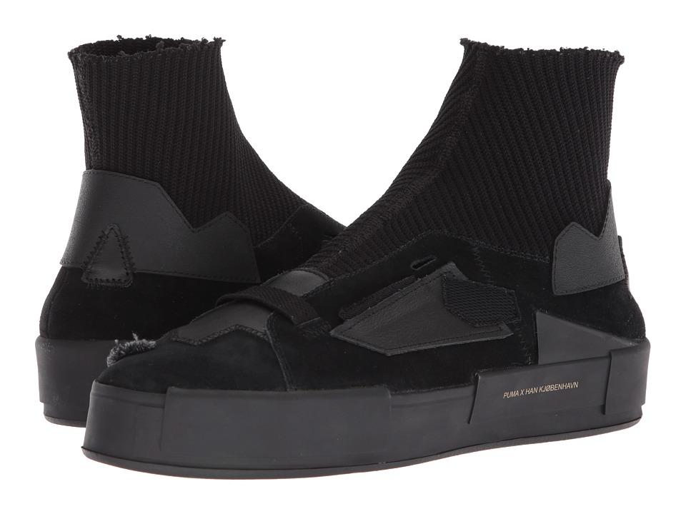 Puma x Han KJOBENHAVN Court Platform Sneaker (PUMA Black)...