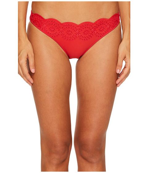 Stella McCartney Broderie Anglaise Classic Bikini Bottom