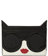 Alice + Olivia - Stace Face Cat Card Case