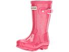 Hunter Kids Original Kids' Glitter Finish Wellington Rain Boots (Toddler/Little Kid)