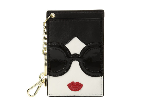 Alice + Olivia Stace Face ID Key Charm
