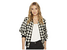 Bishop + Young Houndstooth Bomber