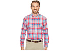 Vineyard Vines Middleton Place Performance Plaid Flannel Tucker Shirt