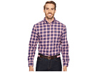 Vineyard Vines Silver Peak Performance Plaid Flannel Tucker Shirt
