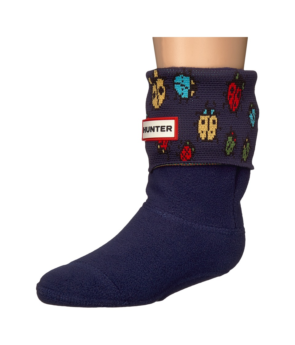 Hunter Kids - Original Boot Socks Ladybird (Toddler/Little Kid/Big Kid) (Ladybird Print) Kids Shoes
