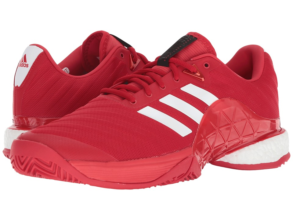 Adidas Barricade 2018 Boost (Real Coral/White/Real Coral)...