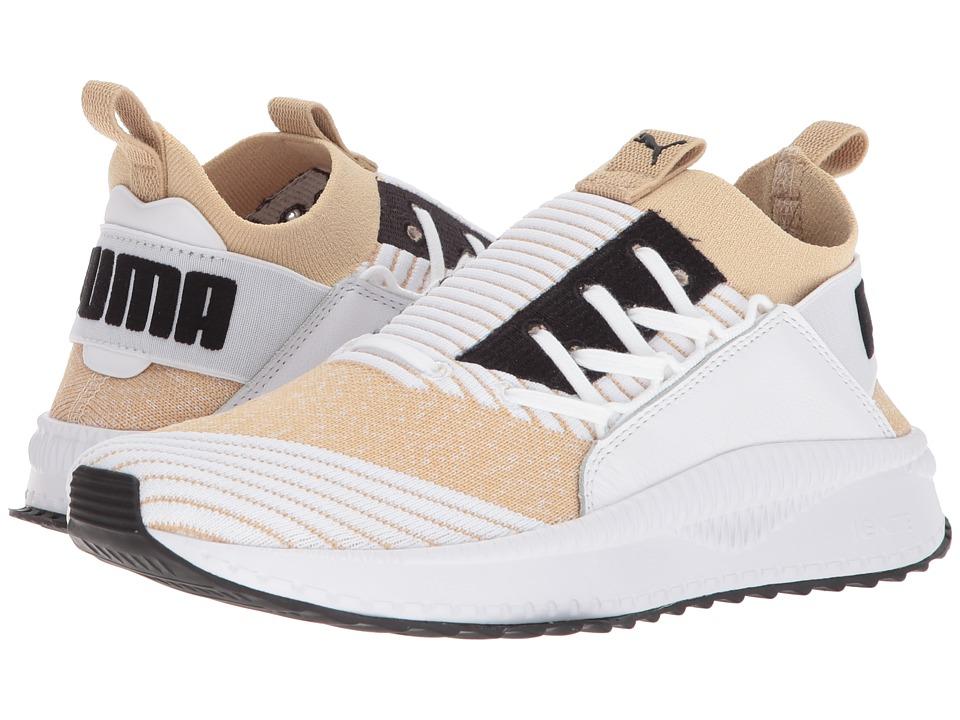 PUMA Tsugi Jun (Pebble/Puma White/Puma White) Women's Shoes
