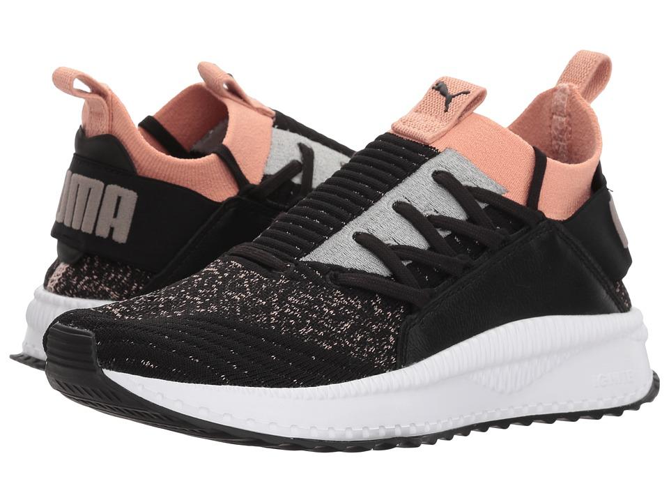 PUMA - Tsugi Jun (Puma Black-Peach Beige-Puma White) Womens Shoes on ... 738a3cc065