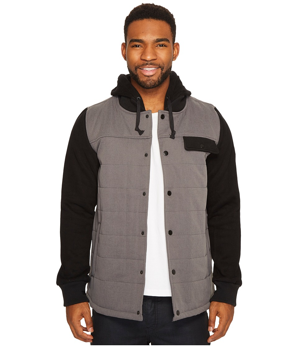 Image of 686 - Bedwin Insulated Jacket (Charcoal) Men's Coat