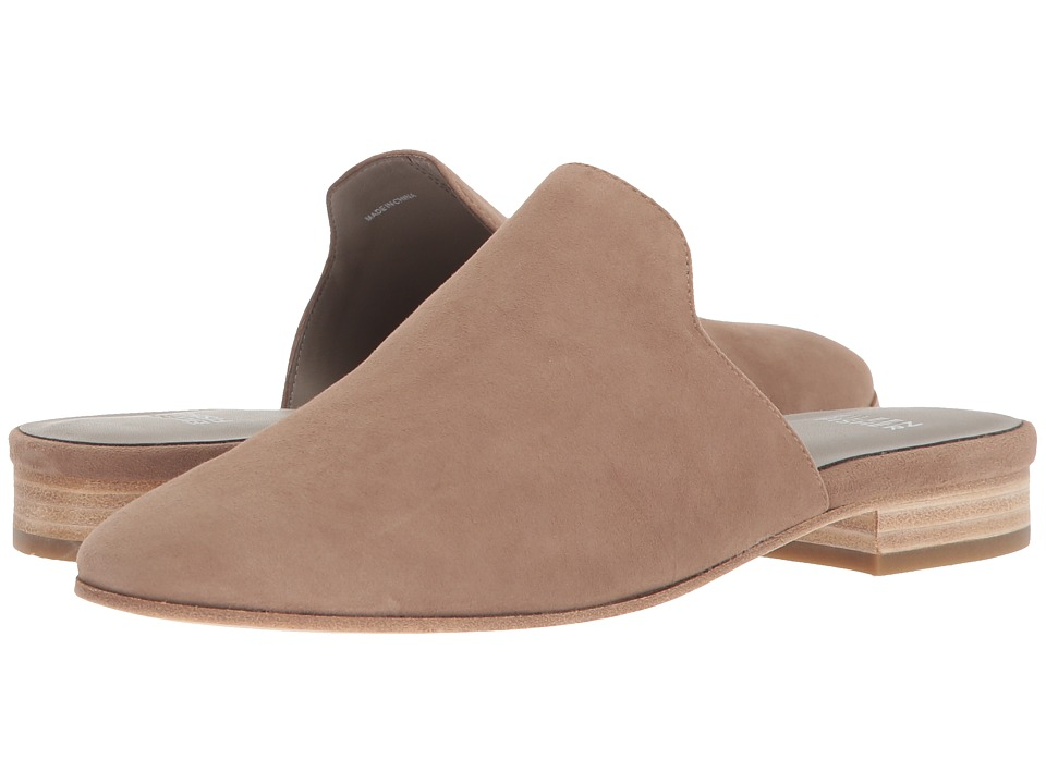 Eileen Fisher Dion (Earth Suede) Women's Slip on Shoes