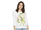 Tommy Bahama Queen Palms 3/4 Sleeve Tee