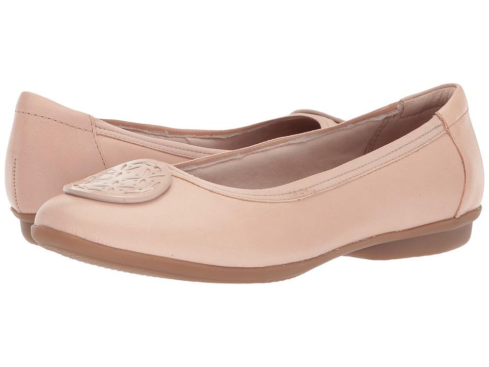 Clarks - Gracelin Lola (Dusty Pink) Womens Shoes
