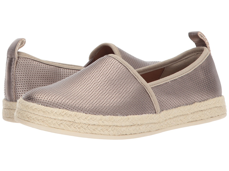 Clarks - Azella Revere (Pewter) Womens Flat Shoes
