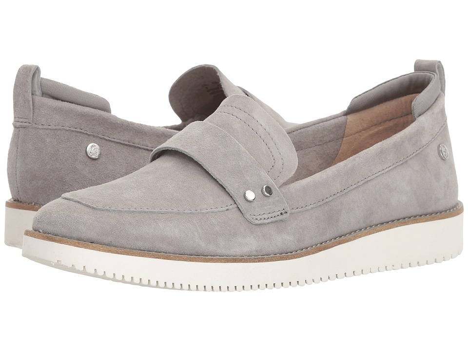 Hush Puppies Chowchow Loafer (Frost Grey Suede) Slip-On Shoes