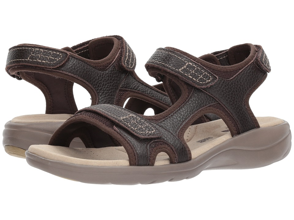 Clarks Saylie Jade (Brown) Sandals
