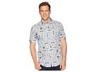 Royal Robbins Base Camp Print Short Sleeve Shirt