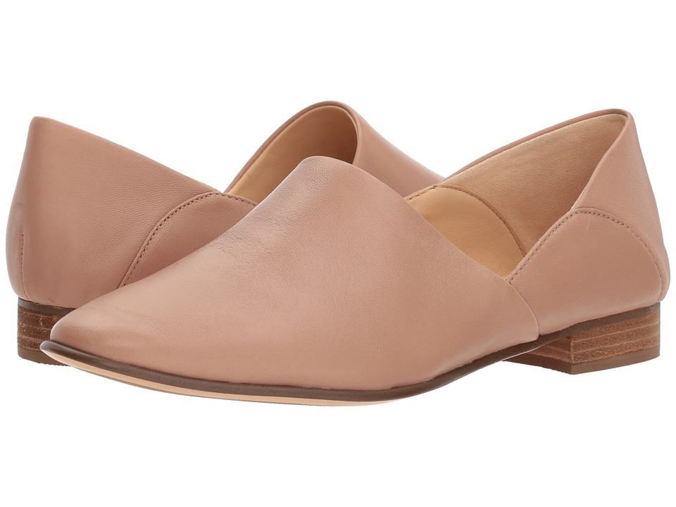 Clarks - Pure Tone (Nude Leather) Womens Shoes