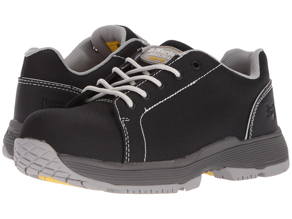 Dr. Martens Work Alsea Composite Toe SD 5-Eye Shoe (Black)