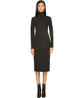 Jil Sander Navy - Turtleneck Long Sleeve Sweater Dress