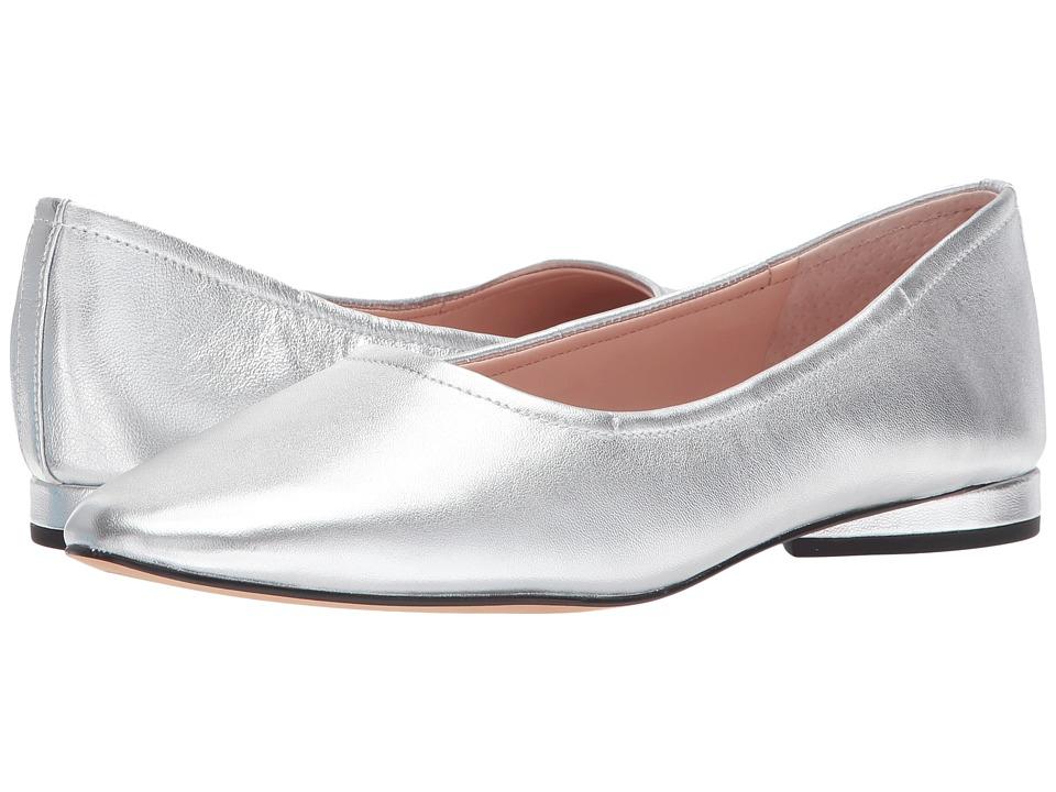 Avec Les Filles - Myrina (Silver Metallic Nappa) Womens Shoes