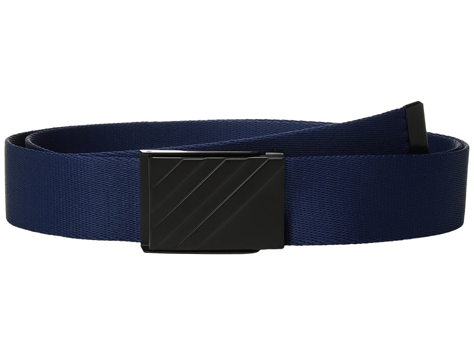 adidas Golf - Webbing Belt (Noble Indigo) Mens Belts