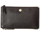 Lodis Accessories Downtown RFID Lani Double Zip Pouch